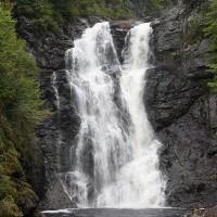 Hiking North River Falls