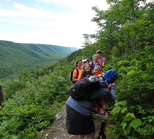 Aspy Trail, CBHNP