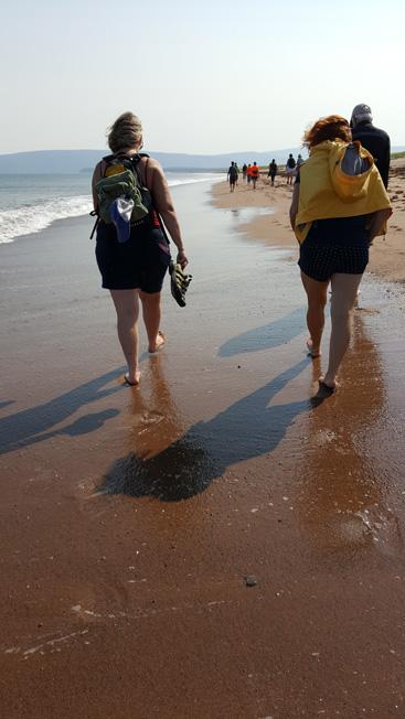 Cabot Landing Beach, Photo credit - Trish McCormick