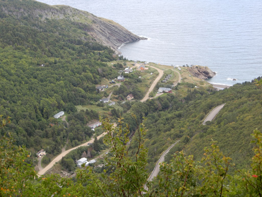 Meat Cove Mountain view - Photo Credit - Tom Wilson